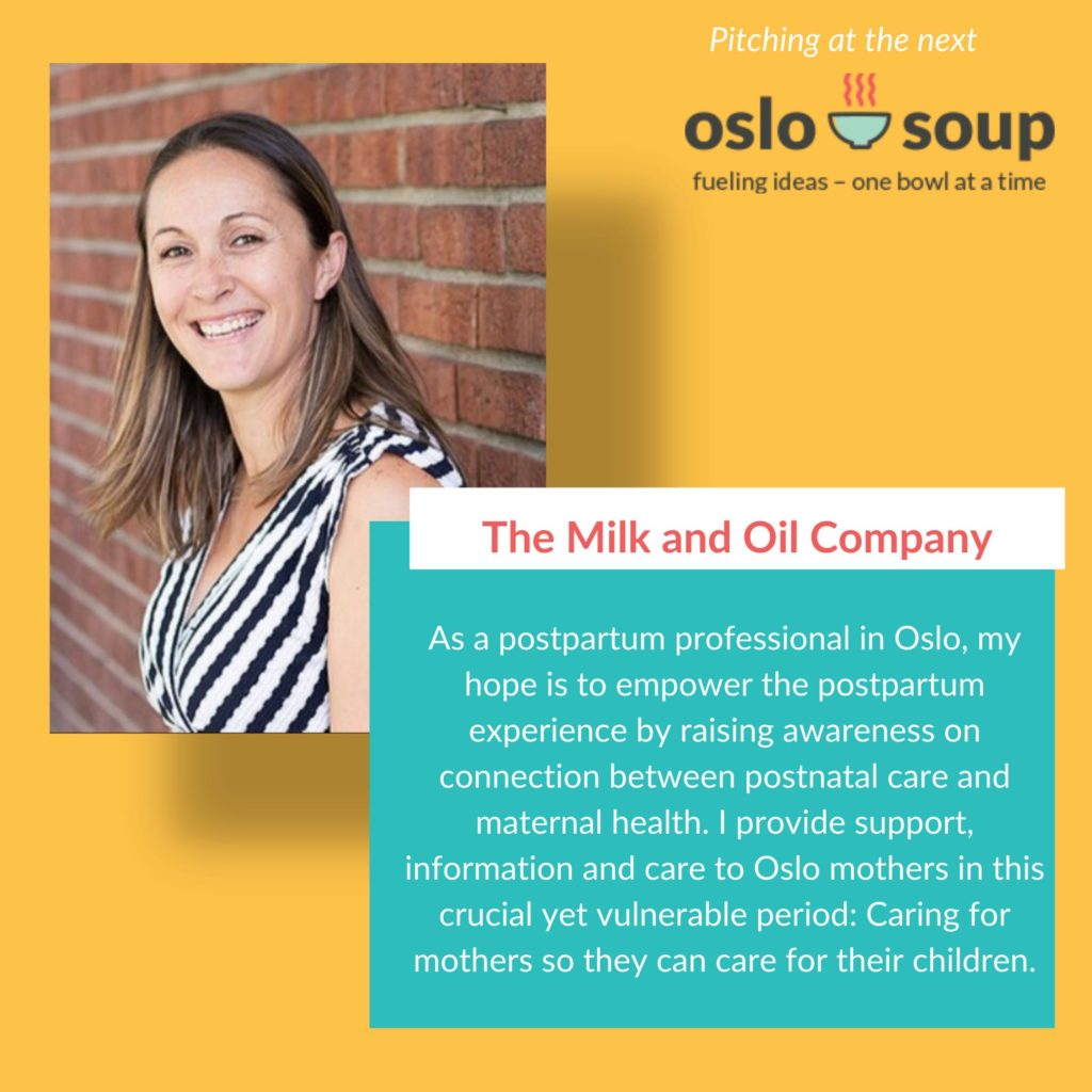 The Milk and Oil Company